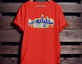 #24 cho BraBox Tshirt Design for marathon race bởi SazzadRobin
