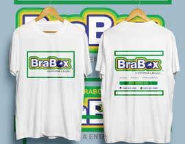 #28 cho BraBox Tshirt Design for marathon race bởi Arafat36apu