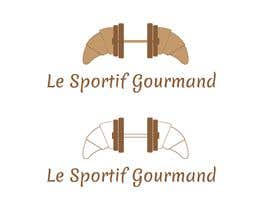 #119 for Logo design for a Pastry for athletics by Saphira81