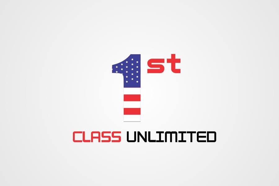 Bài tham dự cuộc thi #                                        82                                      cho                                         Logo Design for 1st Class Unlimited