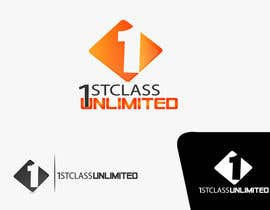 #25 cho Logo Design for 1st Class Unlimited bởi kaddalife