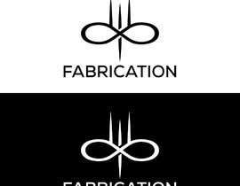 Nro 115 kilpailuun Make me a logo for my fabrication business käyttäjältä hyder5910
