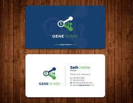 Nro 77 kilpailuun Design business cards käyttäjältä aminur33