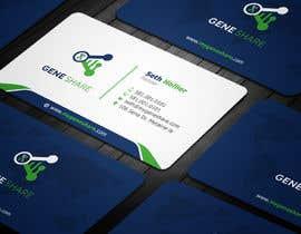 Nro 53 kilpailuun Design business cards käyttäjältä iqbalsujan500