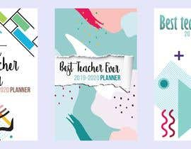 #17 for Teacher Planner Book Cover by rizia369