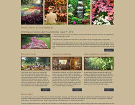 #4 for Design Inspiration for Bergeson Nursery Website af antonyngo