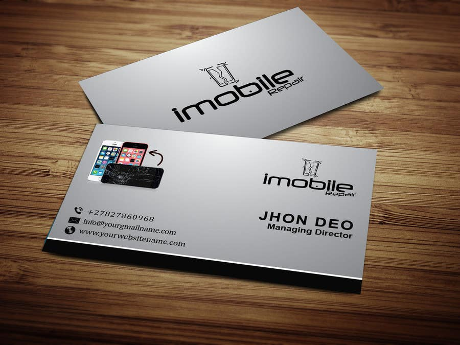 Entry #26 by imtiazmahmud80 for Design some Business Cards for ...