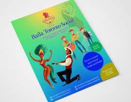 #9 for Flyer para baile mensal af foujdarswati6