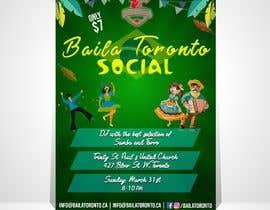 #5 for Flyer para baile mensal af williangerei