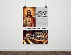 #21 for Poster for Sunday Services af IrineParvin