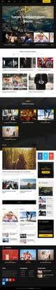 Graphic Design Penyertaan Peraduan #31 untuk Design HomePage