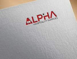#6 for Alpha Hospitality Supplies LOGO af soniasony280318