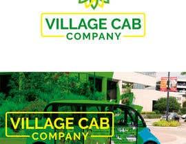 #98 untuk Village Cab Company logo oleh norwinveliz