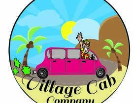 #78 untuk Village Cab Company logo oleh apnchem