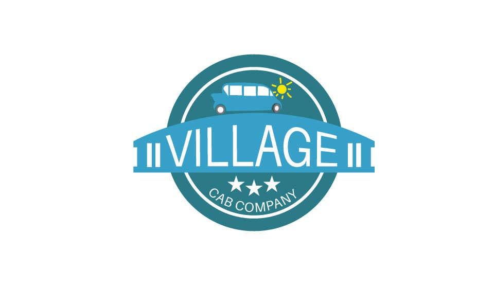 Bài tham dự cuộc thi #97 cho Village Cab Company logo