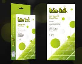 nº 134 pour Redesign label packing for Household Cleaning Tool par Simart163