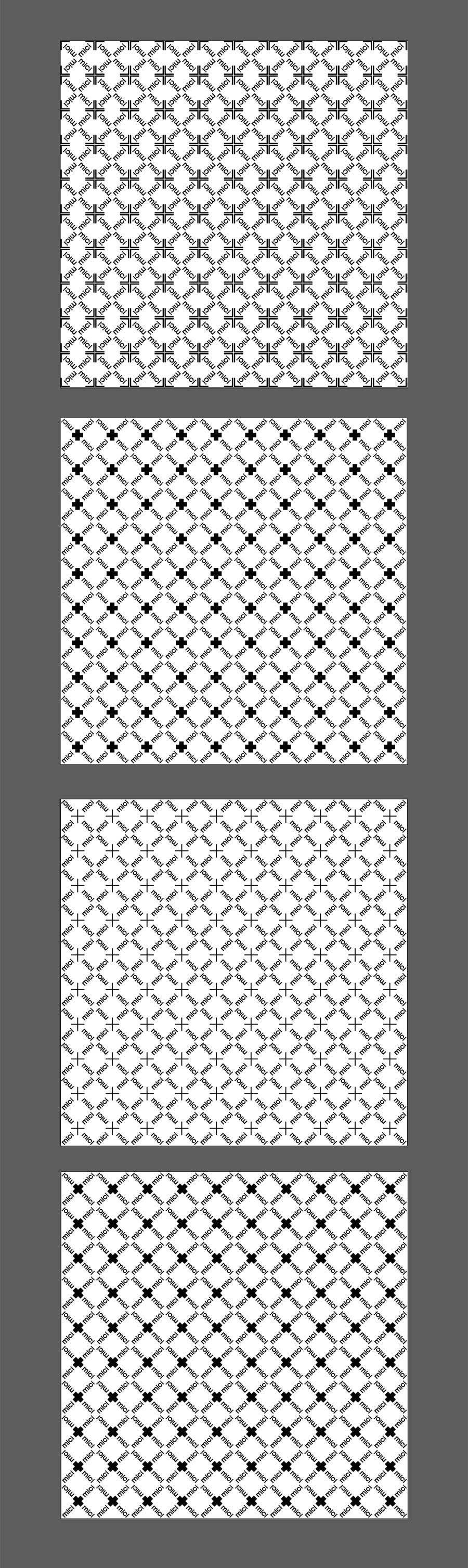 Kilpailutyö #19 kilpailussa Seemless Pattern Design