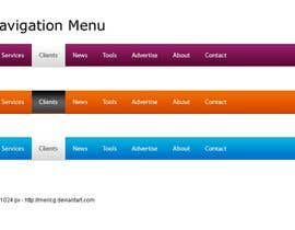 nº 2 pour Teach me change the Mega menu submenu font color and hover color par hridoykhan690