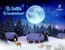 #69 para Winter Wonderland Brochure por biswasshuvankar2