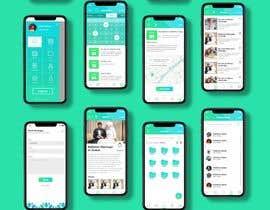 #39 untuk Mobile App Concept Design oleh webdeper
