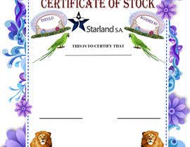 #9 for Template needed for stock exchange document by Zubair4u