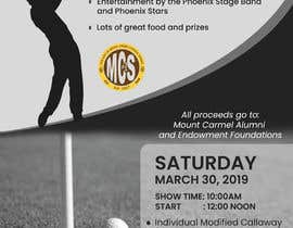 #148 untuk MCS Golf Tournament Media Flyer oleh sadiksufia