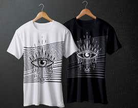 #189 for T-Shirt Design by sinzcreation
