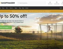 Nro 121 kilpailuun Photoshop product picture into a new background for banner käyttäjältä designspace333