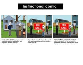 #35 для Instructional comic/storyboard от Arghya1199