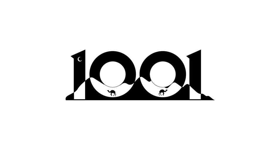 Konkurrenceindlæg #91 for Logo Design for 1001