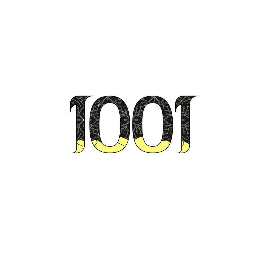 Konkurrenceindlæg #74 for Logo Design for 1001
