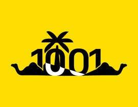 #86 pentru Logo Design for 1001 de către GodfreyJoy