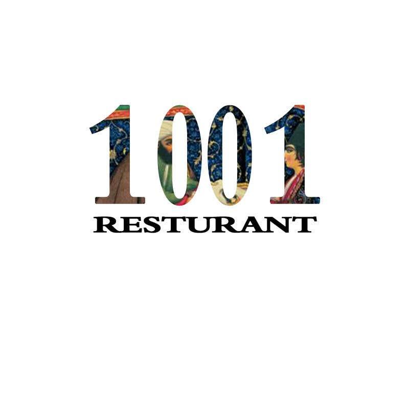 Konkurrenceindlæg #12 for Logo Design for 1001