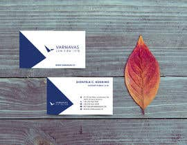 #408 untuk Design new business cards for law firm oleh SMmuhiuddin