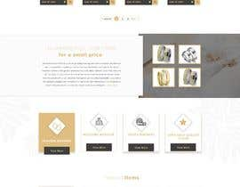 #28 for Design Landingpage for Wedding Onlineshop af agnitiosoftware