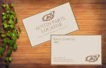 Graphic Design Konkurrenceindlæg #398 for Design Business Cards For Car Parts Company