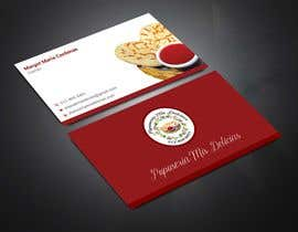 #117 for Design Business Cards For Restaurant Pupuseria by RASELS