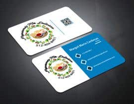 #118 for Design Business Cards For Restaurant Pupuseria by piyashpaul64