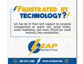 #23 for Small space newspaper ad af SLP2008