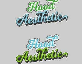 #23 untuk Turn these words into a different font style for brand. oleh Nennita