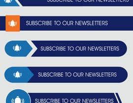 Nro 11 kilpailuun BANNERS FOR NEWS SITE käyttäjältä petersamajay