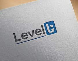 #210 para Logo design for Level Up por StewartNahin02