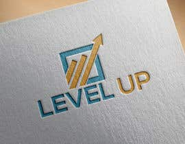 #221 para Logo design for Level Up por sahed3949