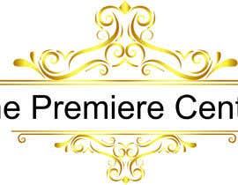 #7 for I would like a high definition logo designed for a new event center.  Name: The Premiere Center  black bold font with gold emblem around it. af Luidjii