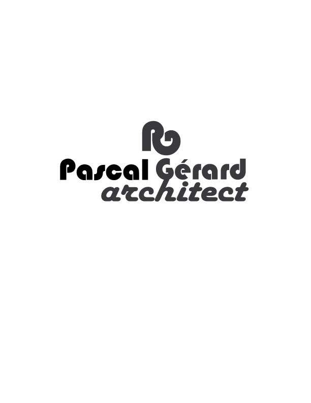 Contest Entry #189 for Logo for an Architect