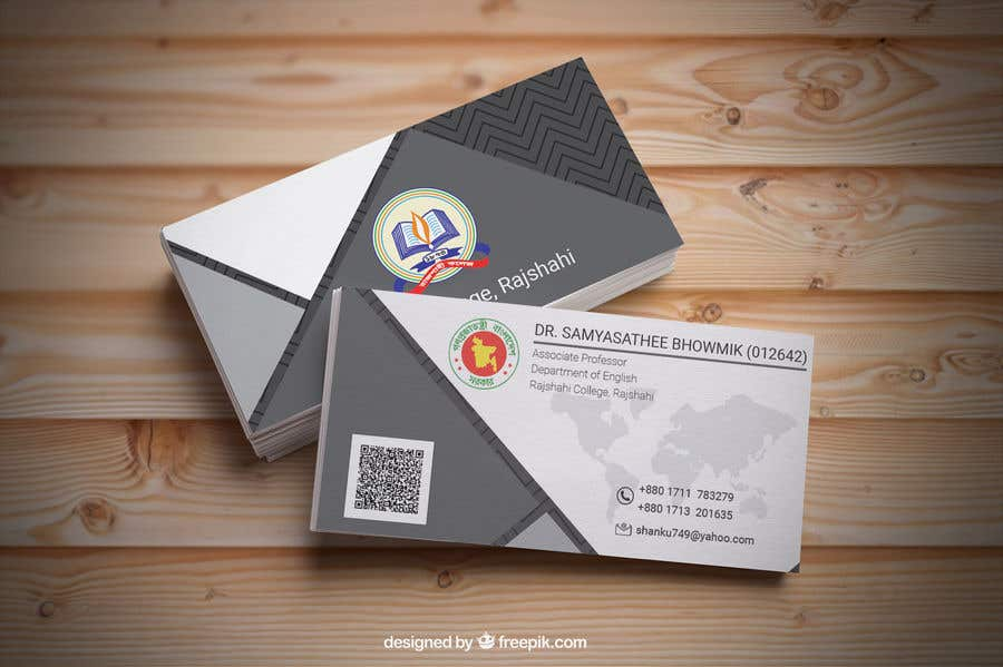 Contest Entry #367 for Business Card Design.