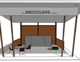 Nro 9 kilpailuun 3D Set's Shelter/Roof design käyttäjältä lysuss24