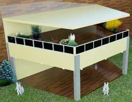 Nro 20 kilpailuun 3D Set's Shelter/Roof design käyttäjältä nouralhusban