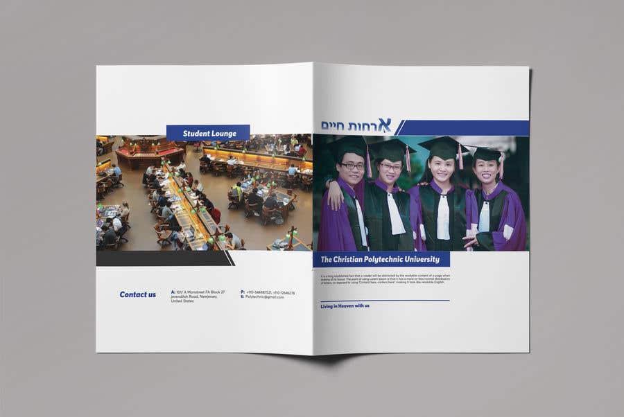 Penyertaan Peraduan #39 untuk College of Engineering Vision 2046 brochure Contest