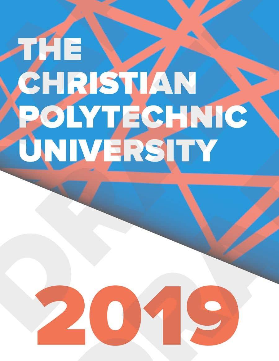 Penyertaan Peraduan #17 untuk College of Engineering Vision 2046 brochure Contest
